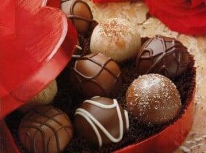 Envoyer des chocolats par internet