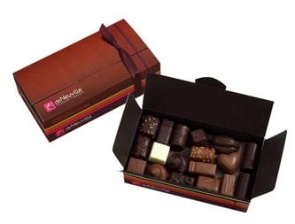 ballotin de chocolats à offrir